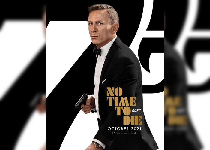 New Bond movie pushed back anew to October 2021