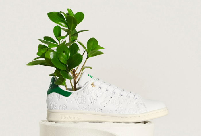 Happy Feet: Stan Smith for nature