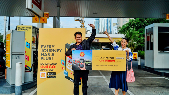 Broker bounces back from pandemic woes with Shell's P1 million prize