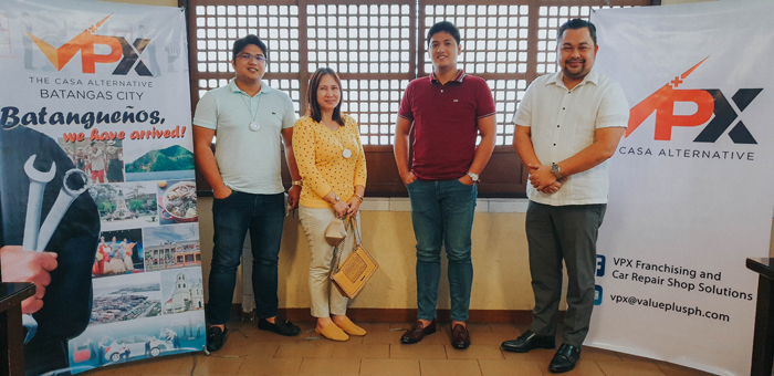 ValuePlus (VPX) revs up for 2021 with newest branch in Batangas City