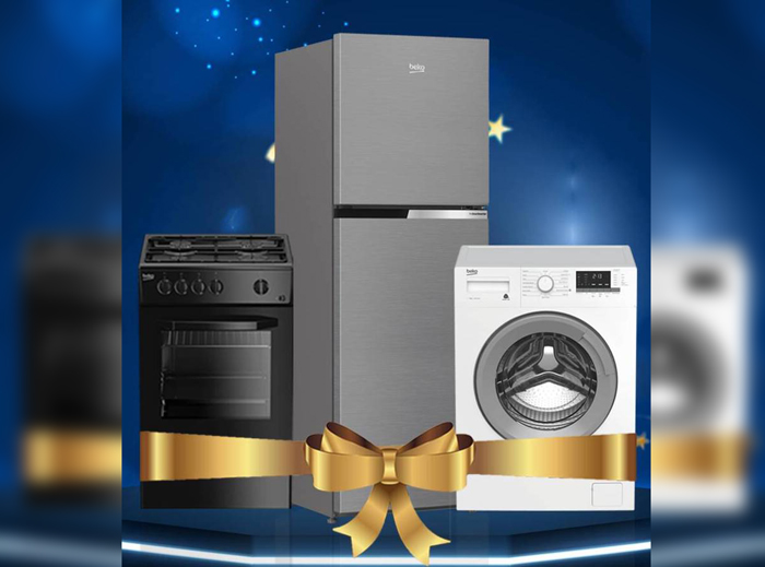 New Year means new appliances from Beko