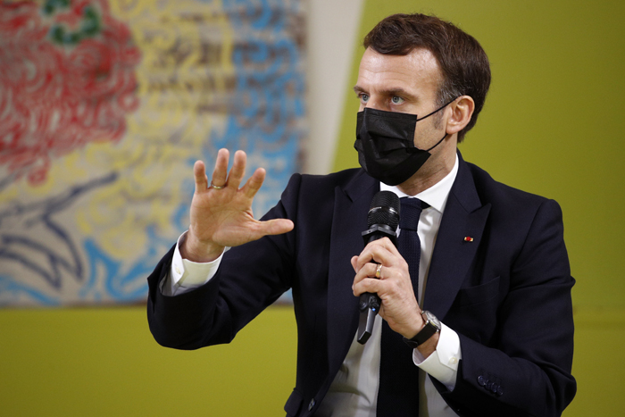 Macron says France's laws on child sex abuse must change
