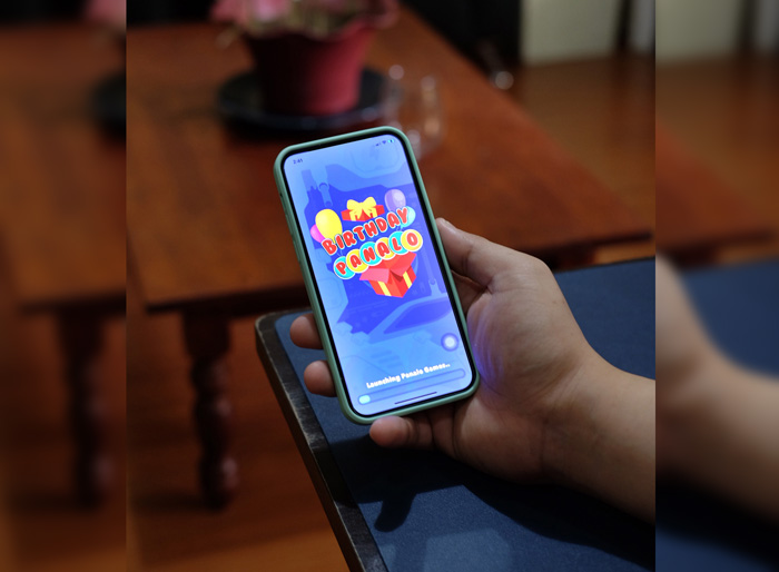 Birthday Panalo app launched
