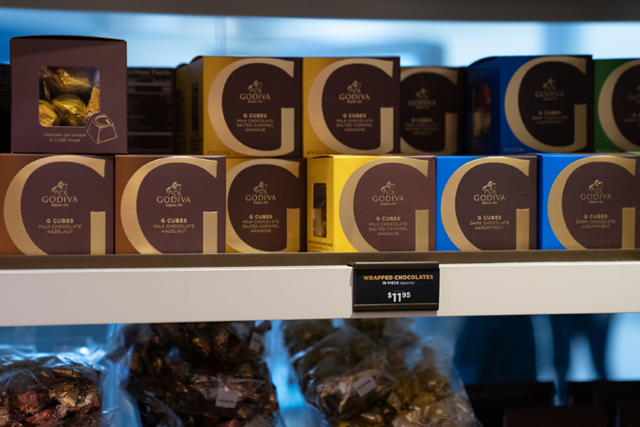 Godiva to close, sell North American stores due to pandemic