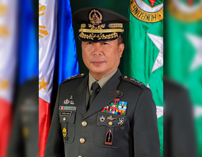 Incoming AFP chief well-versed in Chinese incursions in WPS