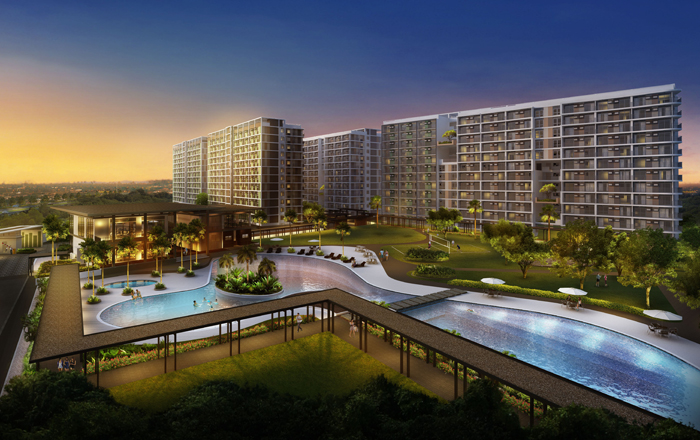 Filinvest bags building award