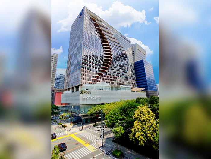 Iconic BGC tower W CityCenter secures LEED gold certification