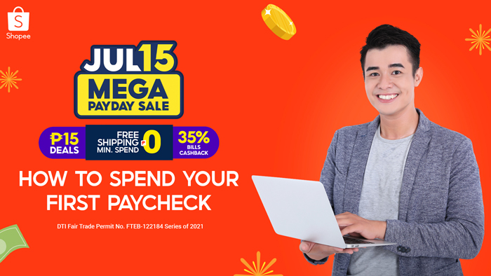 Pro tips for fresh grads: Spend your 1st paycheck on these work must-haves at Shopee 7.15 Mega Payday Sale