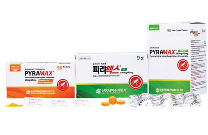 Phase II COVID-19 study in Korea for Pyramax topline results revealed