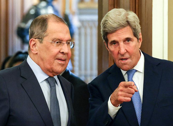 US, Russia say will cooperate on climate