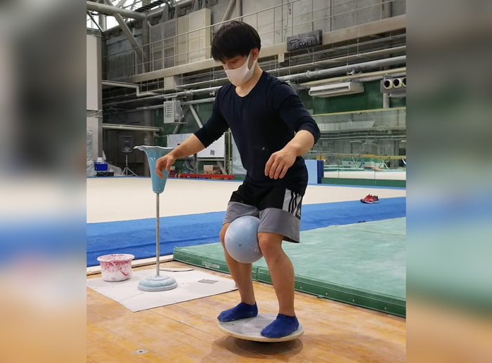 No-spectator Olympics tailor-fit for gymnast Yulo