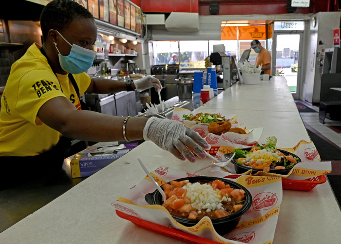 Black American chefs want credit for innovation legacy