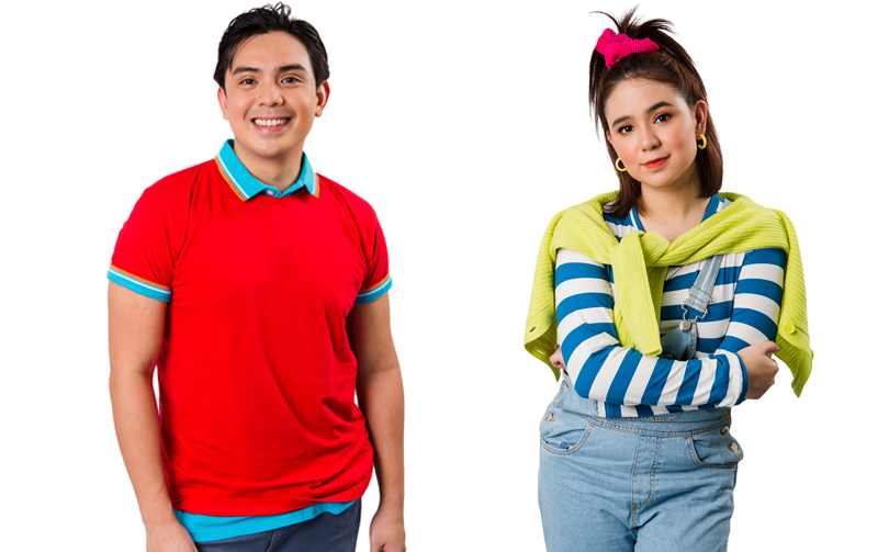 Sef Cadayona and Mikee Quintos play young Pepito and Elsa in 'Pepito Manaloto' prequel.