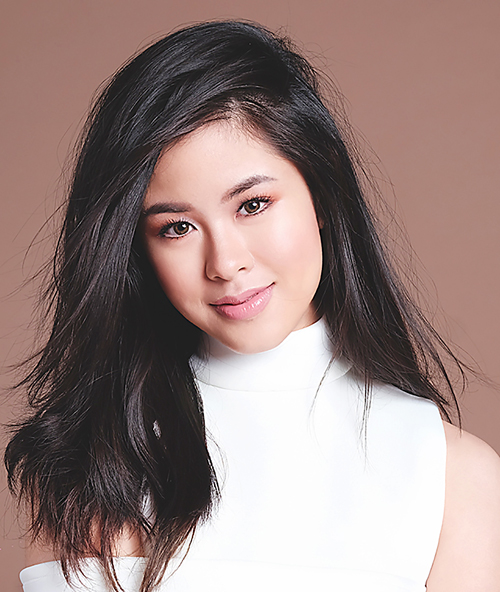 Actress Kisses Delavin and model Maureen Wroblewitz (not in photo) are among the 100 official delegates in this year's Miss Universe Philippines pageant.