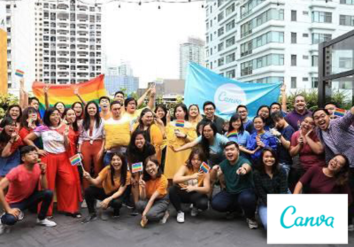Canva PH among Asia's best work places