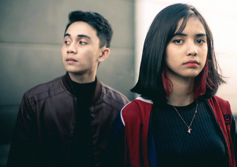 reon is an indie-influenced music duo based in Ormoc, Leyte that was formed in January 2020 whose genre is mainly bedroom pop.