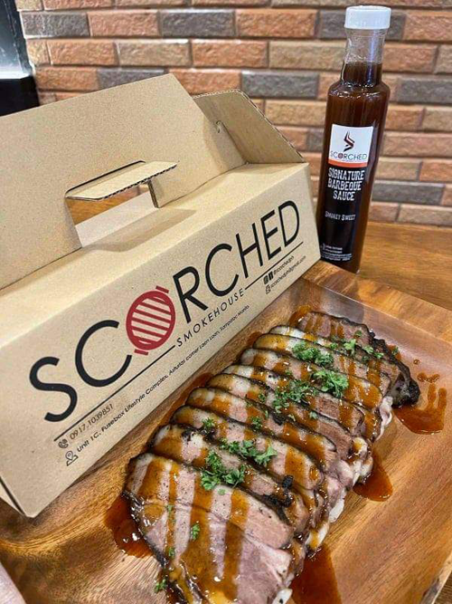 Scorched Smokehouse to open 3rd branch at SM Manila