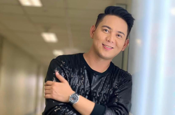 """Julius Cawaling may have just debuted as a recording artist with his digital single """"Ikaw Pa Rin."""" But he has a colorful track record as a performer, including tirelessly donating part of his earnings as musician to the less fortunate."""