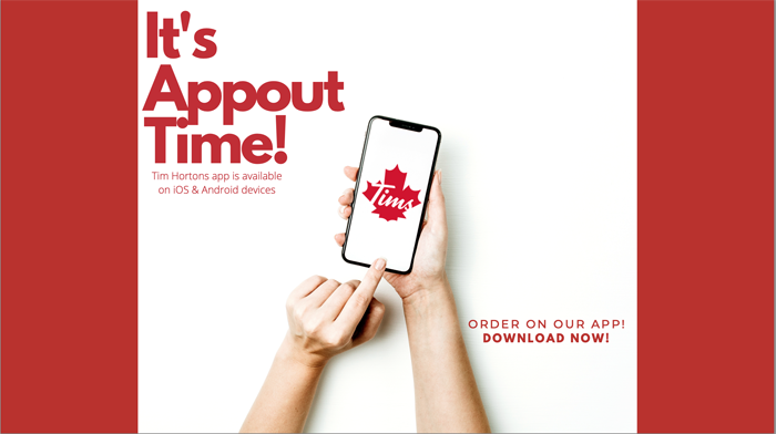 'Byte'-sized: More personal, enhanced customer experience with new Tim Hortons Philippines app