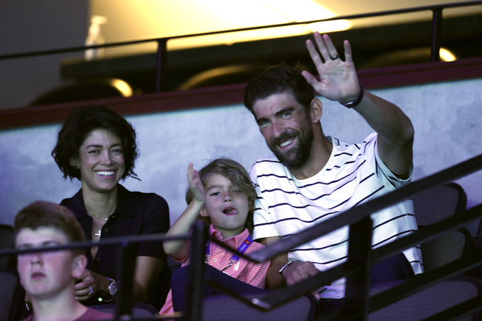 Olympic icon Phelps fired up by return to US swimming trials