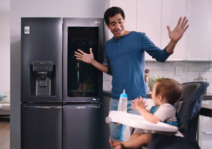 Refresh your senses, win big with LG