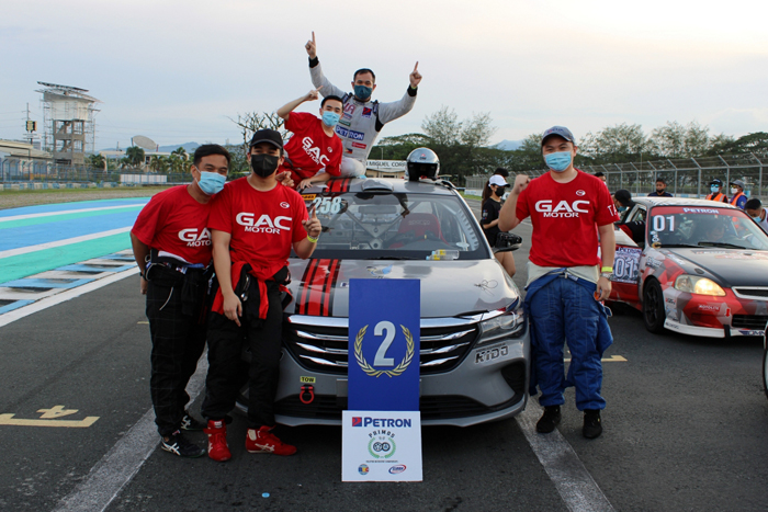 Double-barreled victory: GAC Motor repeats dominance at 12-hr Endurance Challenge
