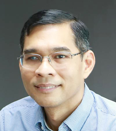 Medgate Philippines country manager Ronald Estrella