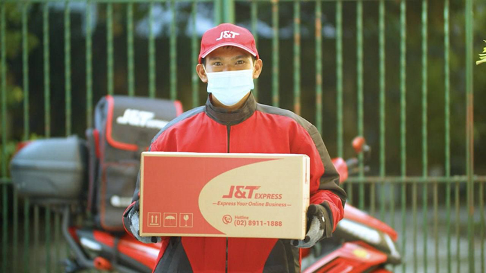 J&T Express to honor riders as modern heroes