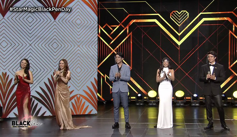RISE Artists Studio, managed by Mico Del Rosario and Olivia Lamasan of ABS-CBN Films officially join the Star Magic family