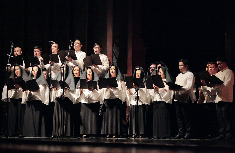 The Ateneo Chamber Singers will perform in the Floy Quintos-directed virtual concert, 'Of Balanghai and Galleons: Journey Towards Nationhood'.