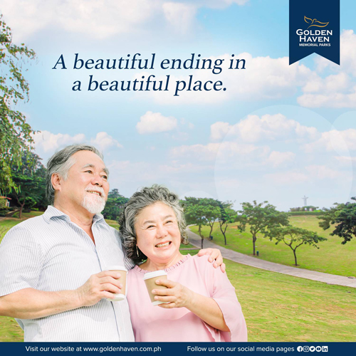 Golden Haven Memorial Properties eyed to shoot up further as PH economic recovery commences