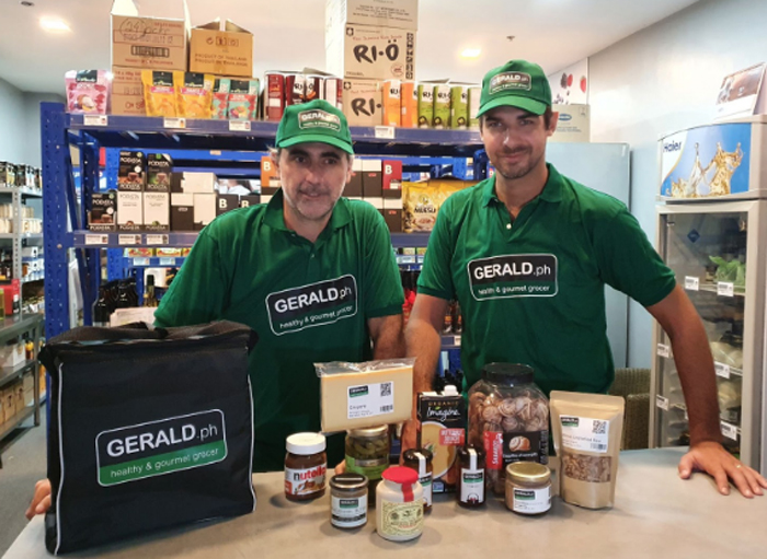 GERALD.ph pioneers cold-chain food delivery in Metro Manila