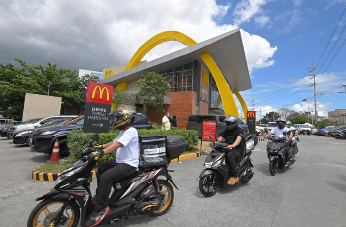 AirAsia's Teleport partners with food giant McDonald's for timely deliveries