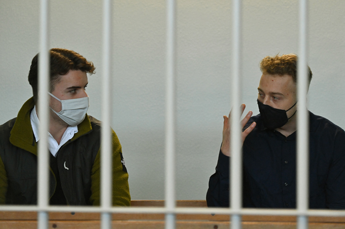US student in Italy cop murder says attacked by 'thugs'