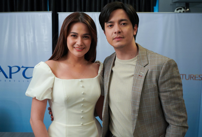 Alden Richards in dream project with Bea Alonzo