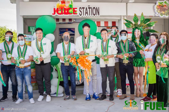 San Fernando, Pampanga Inaugurates Its First iFUEL Station