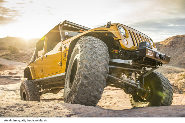 Maxxis PH announces SUV and 4x4 tire line-up that promises stability, performance, and safety