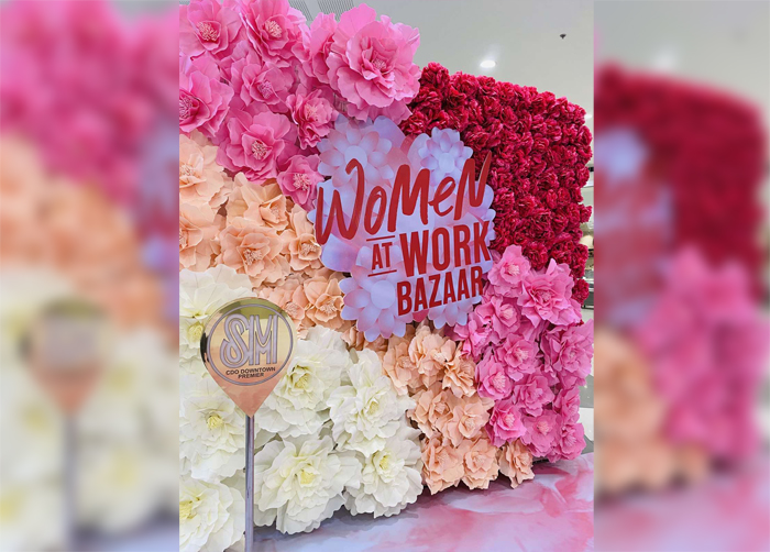 Ladies, unite! A pop-up market by women, for women opens at SM