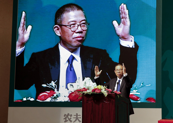 Reclusive Chinese tycoon Zhong Shanshan is now Asia's richest person