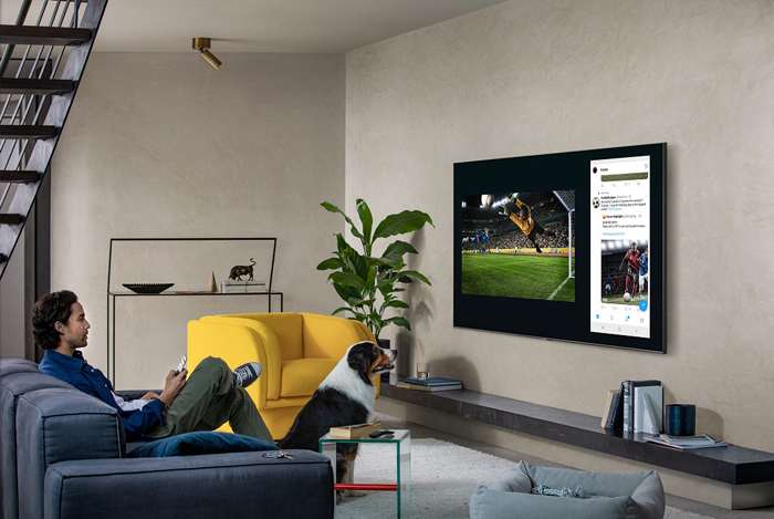Samsung's 3-Stage Security in Smart TVs ensures no backdoor for potential cyber threats