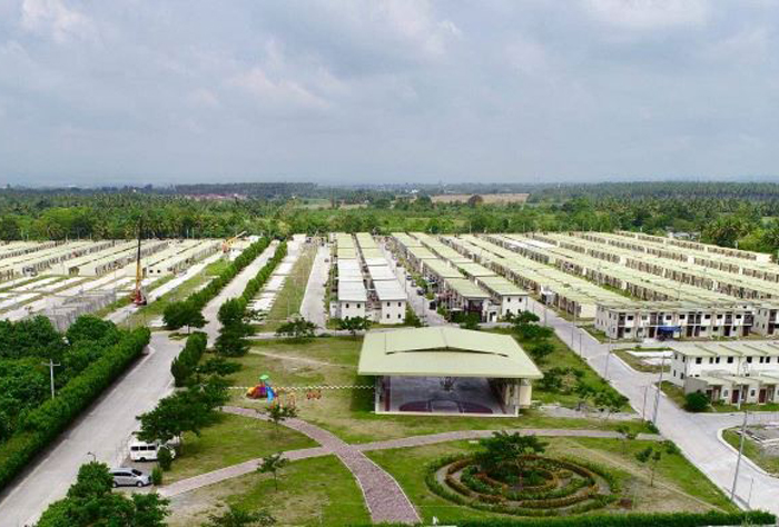 10 new housing developments completed nationwide
