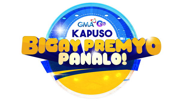 """GMA Network launches its newest promo """"Kapuso Bigay Premyo Panalo"""" which is set to give away cash prizes to over 1,600 winners nationwide by rolling out daily and weekly prizes."""