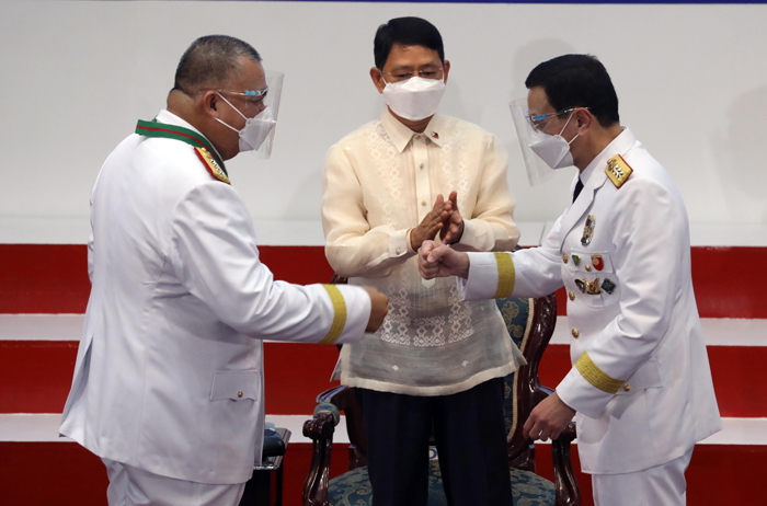 New PNP chief: You'll hate me; promises purge