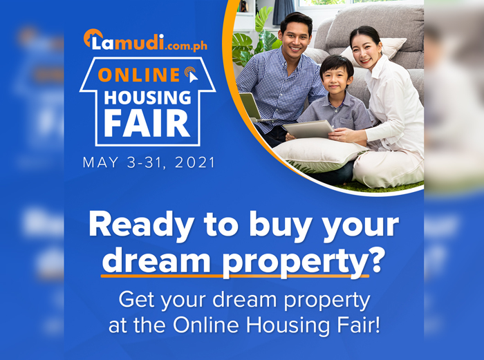 Biggest lineup of developers at online housing fair