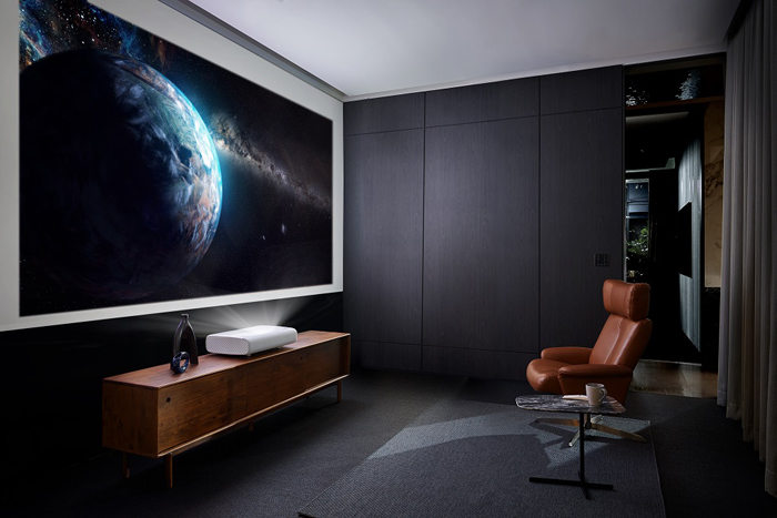 Bring home big theater screen experience with Samsung The Premiere, get special introductory offers