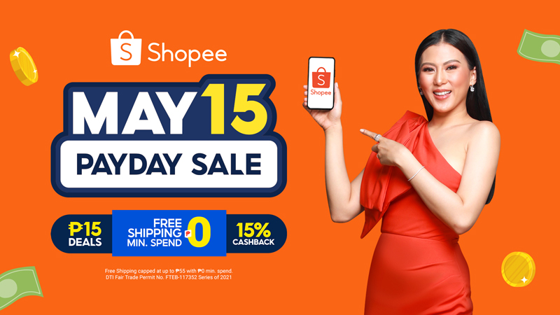 Actress and Youtube star Alex Gonzaga is the new face of Shopee.