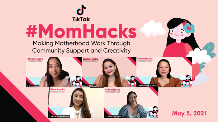 TikTok celebrates Mother's Day by sparking meaningful conversation on how mothers succeed