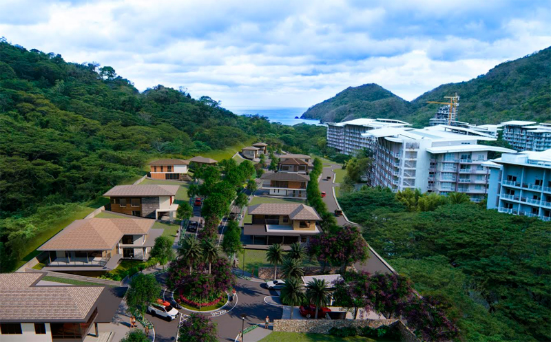 Sola lot owners will also get individual membership to Pico de Loro Beach and Country Club.