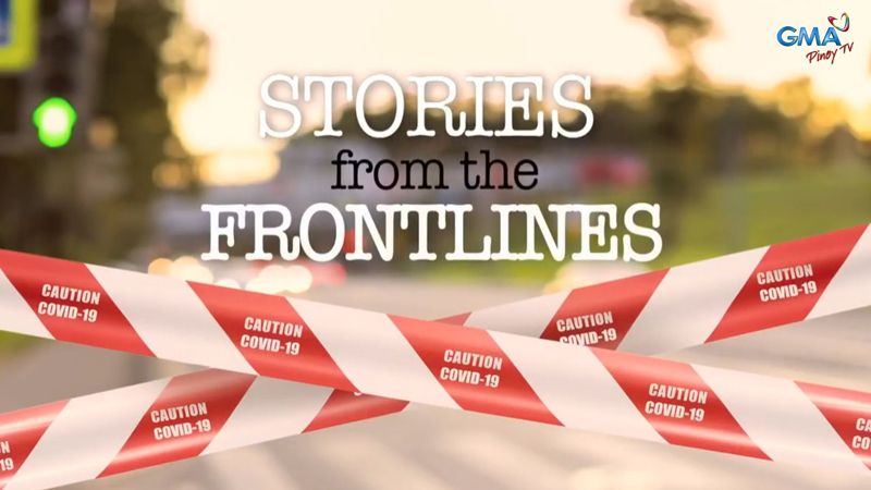 GMA's integrated campaign generated on-air and online content such as 'Stories from the Frontlines,' 'Stories of Survival,' 'In Memoriam,' and 'Tribute to Frontliners.'