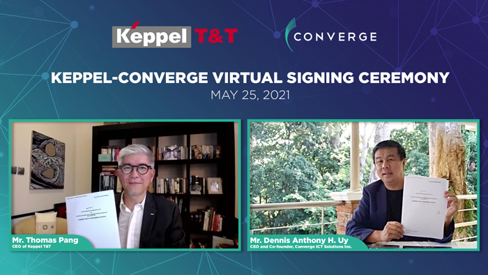 Keppel, Converge enter into definitive agreements for Bifrost Cable System